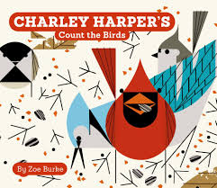 Count the Birds. Charley Harper, Zoe Burke, text