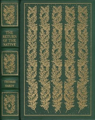 The Return of the Native. Thomas Hardy