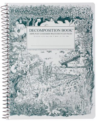 Gardening Gnomes (College-ruled notebook