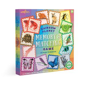 Rainbow Planet Memory & Matching Game. Kelsey Oseid