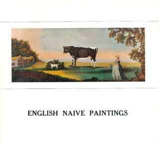 English Naive Paintings from the collection of Mr. & Mrs. Andras Kalman, London. Andras Kalman,...