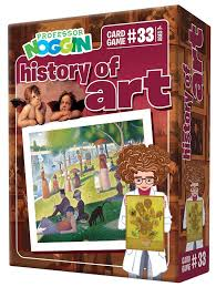 Professor Noggin: History of Art
