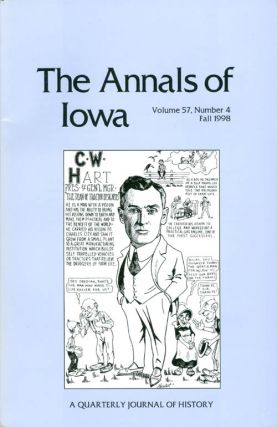 The Annals of Iowa : Volume 57, Number 4: Fall 1998. Marvin Bergman