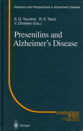 Presenilins and Alzheimer's Disease (Research and Perspectives in Alzheimer's Disease). S. G....