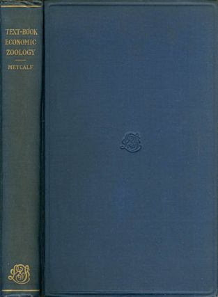 A Text-Book of Economic Zoology. Z. P. Metcalf
