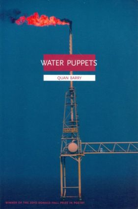 Water Puppets. Quan Barry