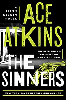 The Sinners (Quinn Colson, #8). Ace Atkins