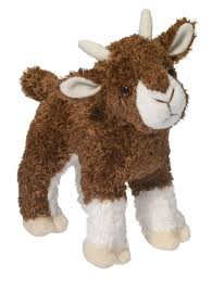 Buffy Goat Plush