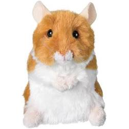Brushy Hamster Plush