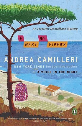 A Nest of Vipers (Inspector Montalbano, #21). Andrea Camilleri, Stephen Sartarelli, trans