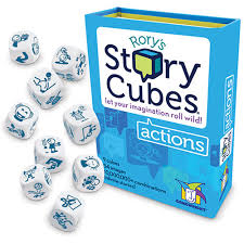 Rory's Story Cubes - Actions
