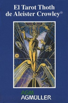 Thoth Tarot (Spanish Edition). Aleister Crowley